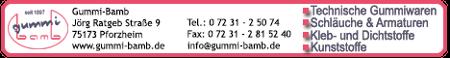 Gummi Bamb